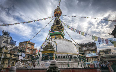 Golden Triangle & Wildlife Tour with Nepal